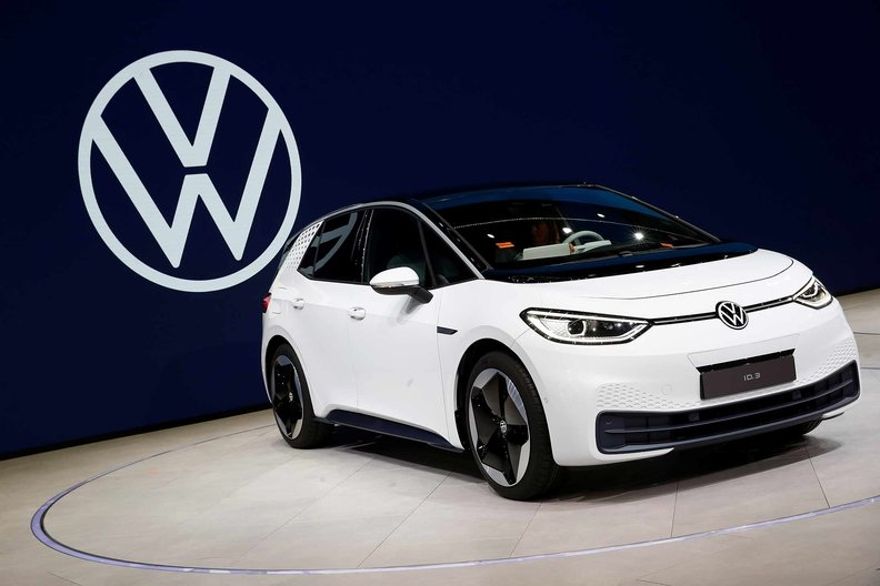VW's EV push starts with ID3 (but not in N  America)