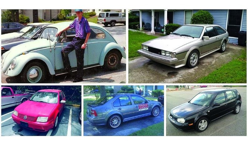 Bryant was a Volkswagen master auto technician; the more he worked on VWs, the more he had to have.