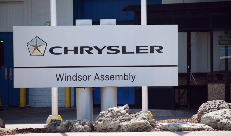 Stellantis Windsor Assembly