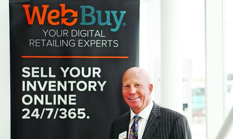 Montana dealer Steve Zabawa provided the concept for WebBuy, which launched at his dealership in 2017.