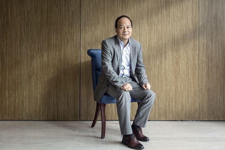 CATL Chairman Zeng Yuqun