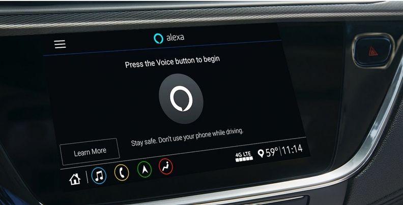 Alexa in Buick