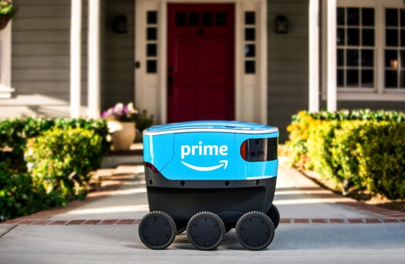 A Reuters analysis of more than 5,000 patents granted to Amazon from December 2016 through May 2019 by the U.S. Patent and Trademark Office indicates at least 210 of those patents cover transportation-related topics from drones to automated ground vehicles.