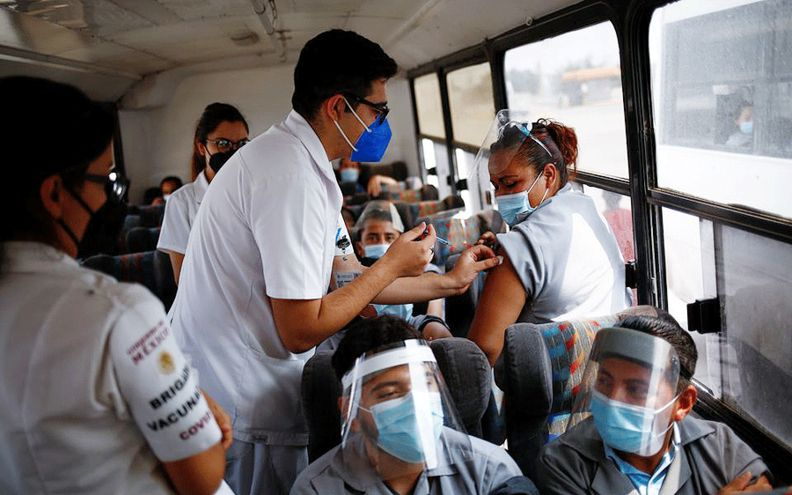 Aptiv vaccination