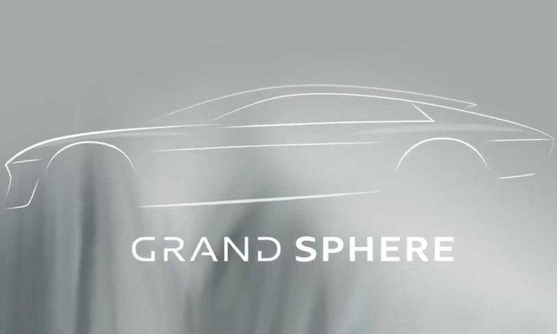 Audi Grand Sphere concept preview