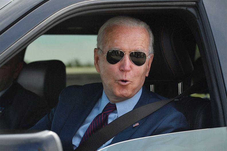 Biden's EV plan includes battery recycling push, R&D