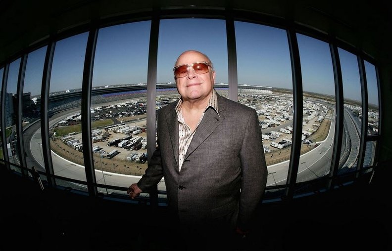Bruton Smith, 92,is also the founder and executive chairman of Sonic Automotive Inc.