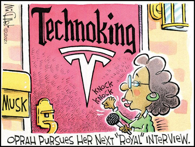 Tesla's 'Technoking'
