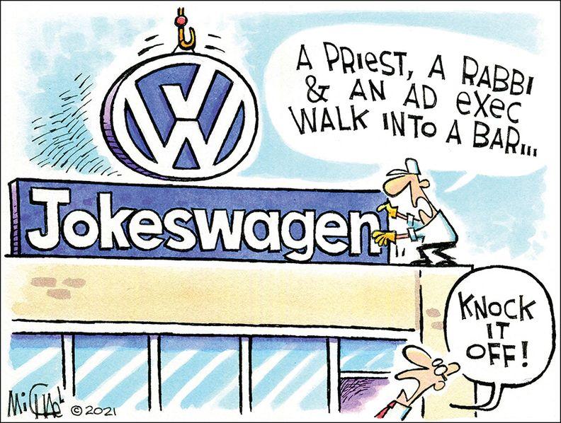 VW's Joke Is On You