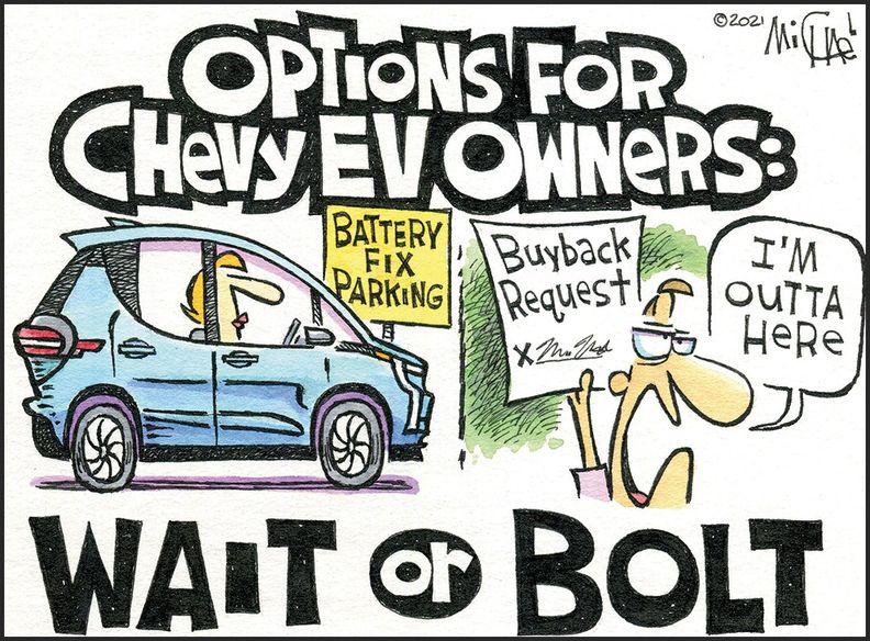 Wait or Bolt? - Leo Michael