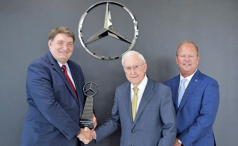 Jack Ingram Motors, a Mercedes-Benz dealership in Montgomery, Ala.