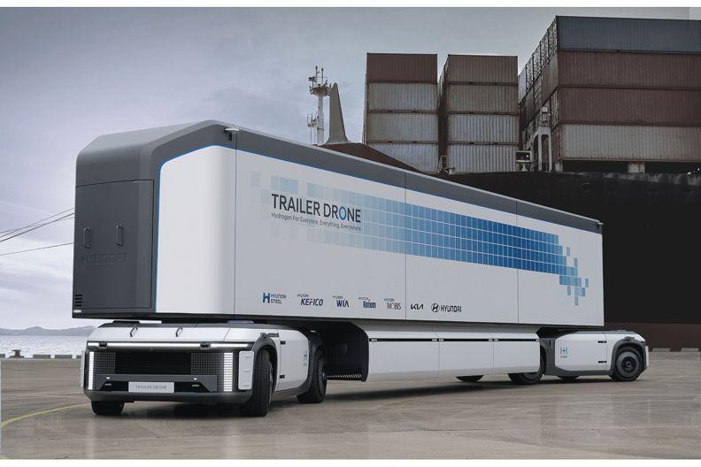 Hyundai launches hydrogen blitz with trucks, sports car