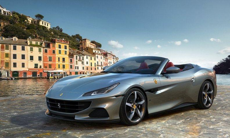 Ferrari's Portofino M gets a sportier and more aggressive front-end design.