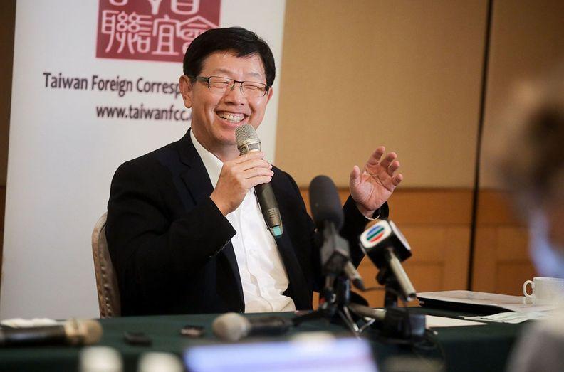 Hon Hai chairman
