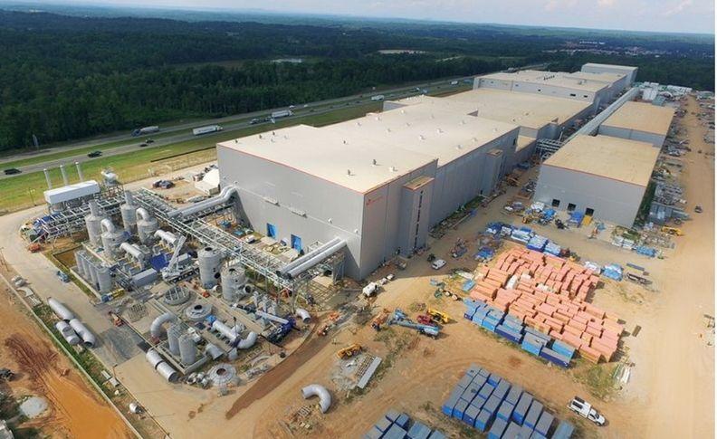 SK plant in Ga.