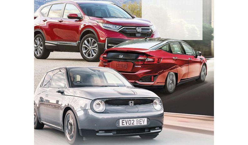 Honda EVs