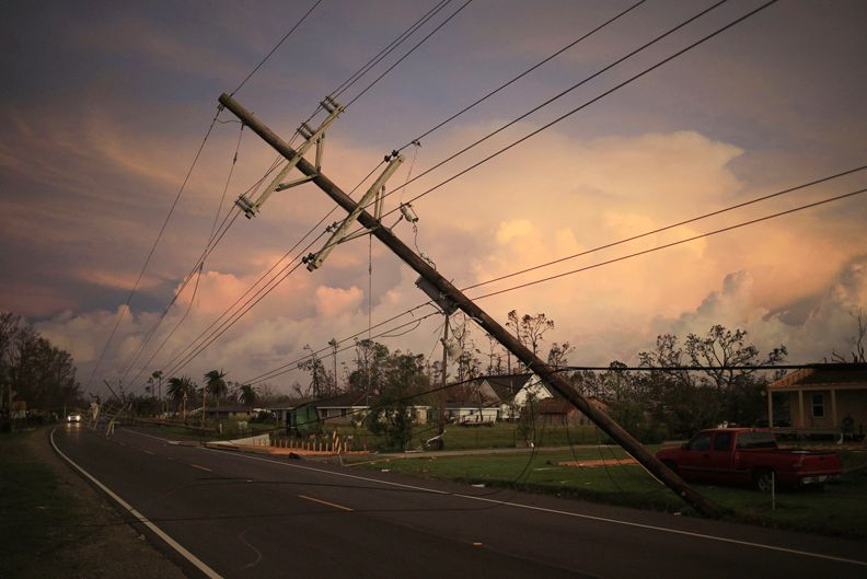 Hurricane Ida