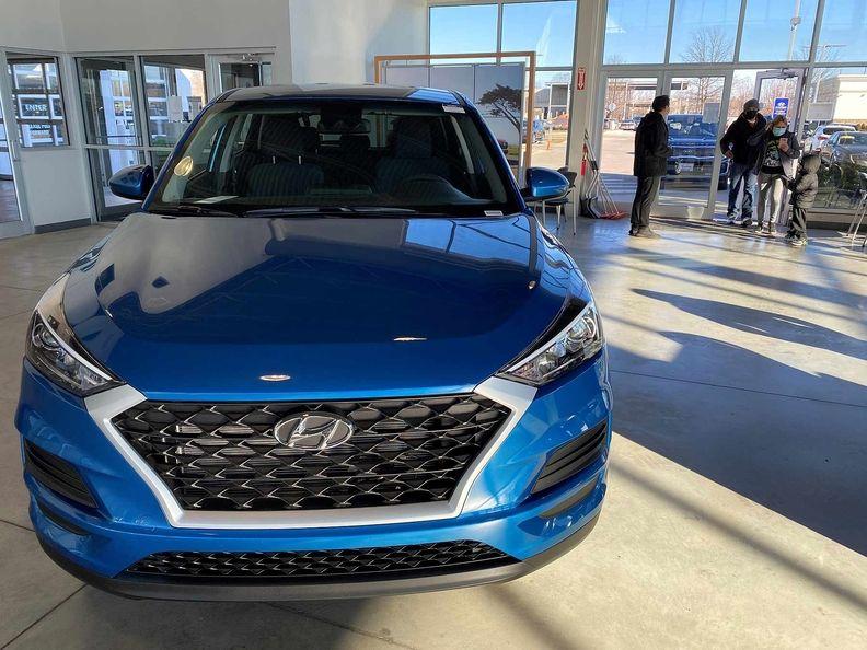 Hyundai January