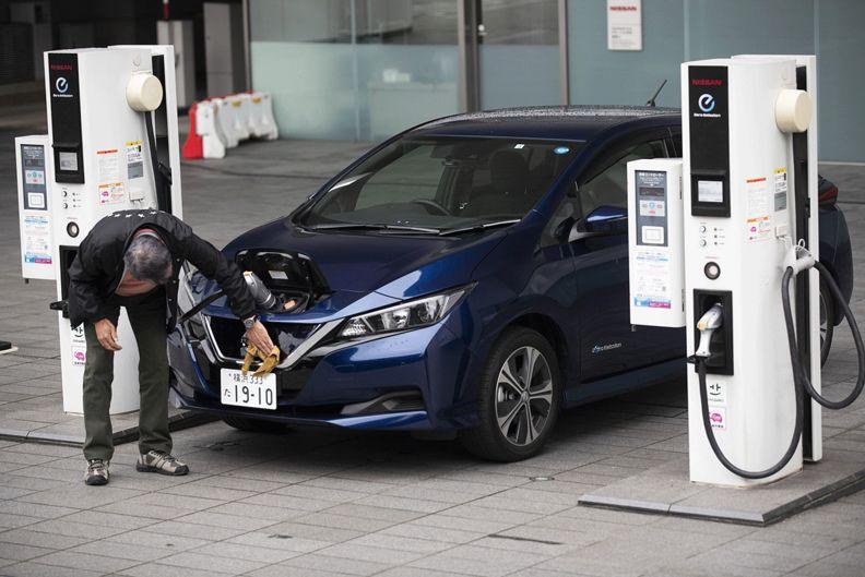 Japan EVs