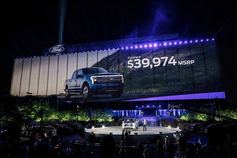 Ford's Capital Markets Day