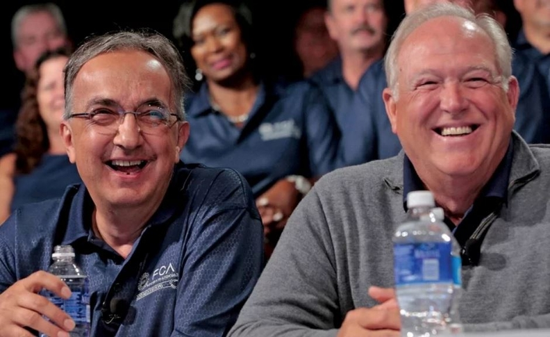 Marchionne and Williams