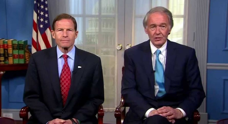 Blumenthal and Markey