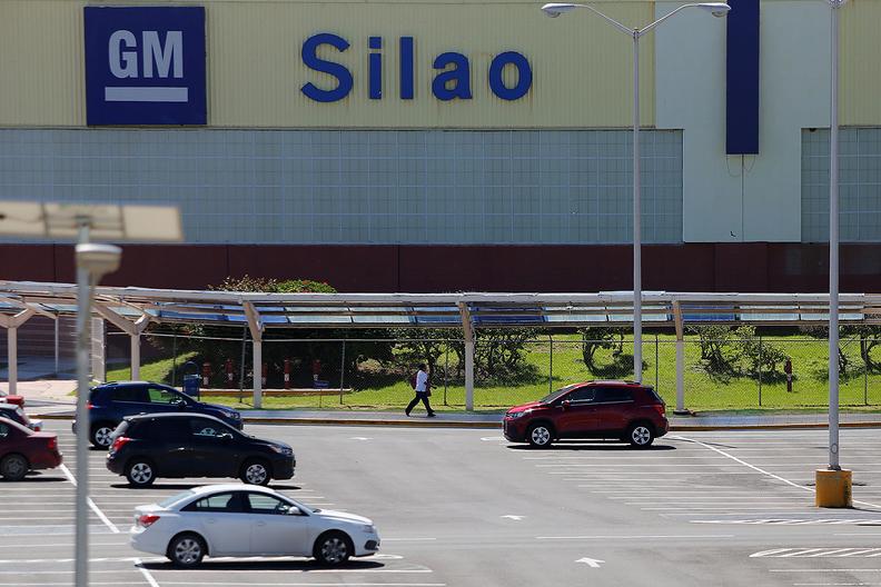 GM Silao