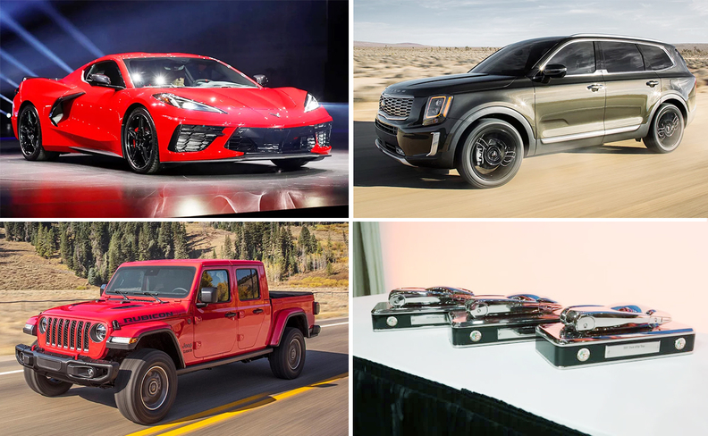 2020 North American Car, Truck and Sport Utility Of The Year winners