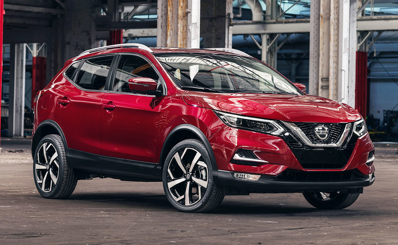 CHICAGO AUTO SHOW: Updated Nissan Rogue Sport receives ...