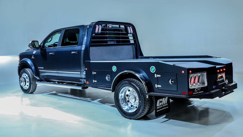 Ram Chassis Cab Goes High Tech For 2019