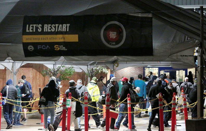 FCA restart