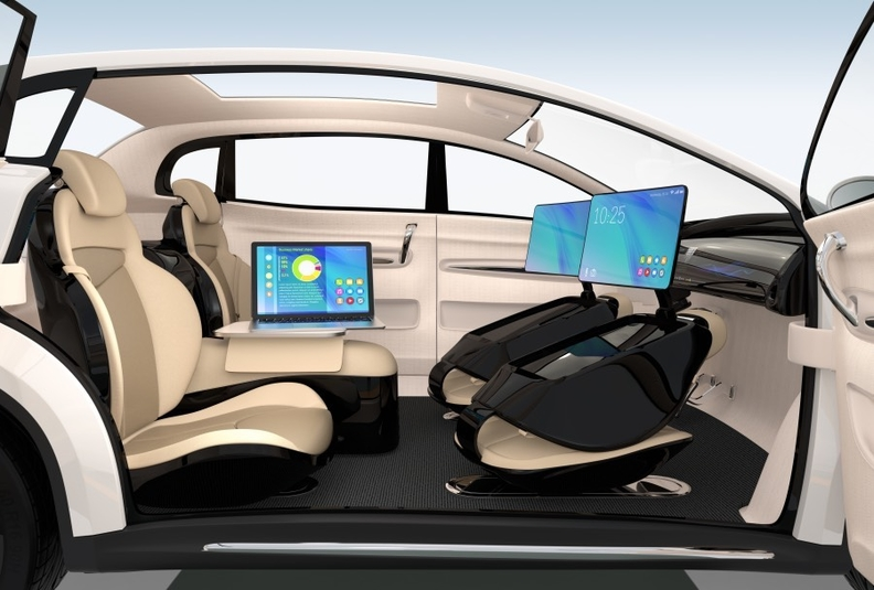 ALL HAIL THE DRIVERLESS CAR?