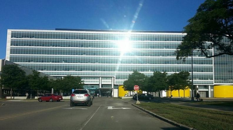 GM tech center