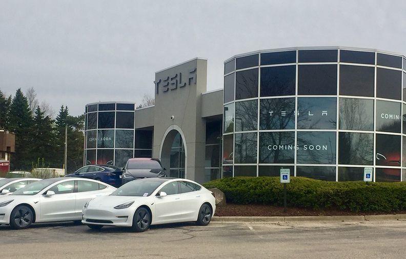 Tesla Michigan