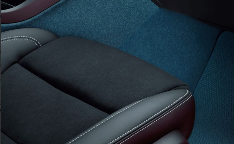 Volvo faux leather