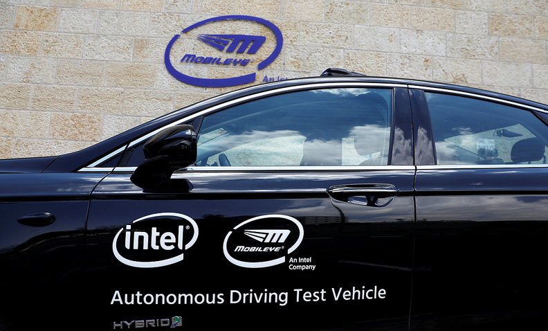 Mobileye at CES