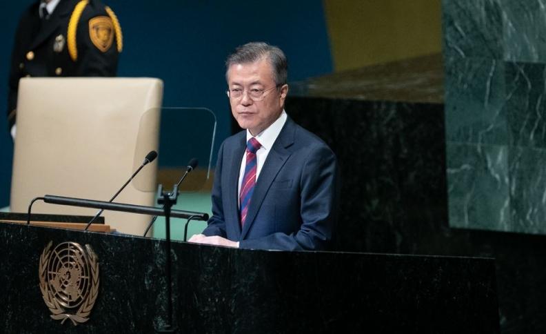 Korea's president