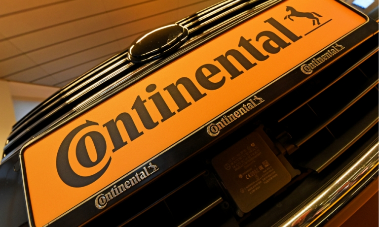 Continental sign