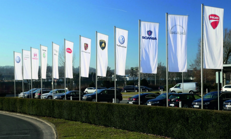 VW AG seeks to reduce tensions among brands