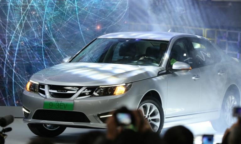 Saab asset owner NEVS plans Swedish production next year