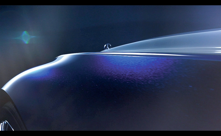 Mercedes' Vision of a roadster?