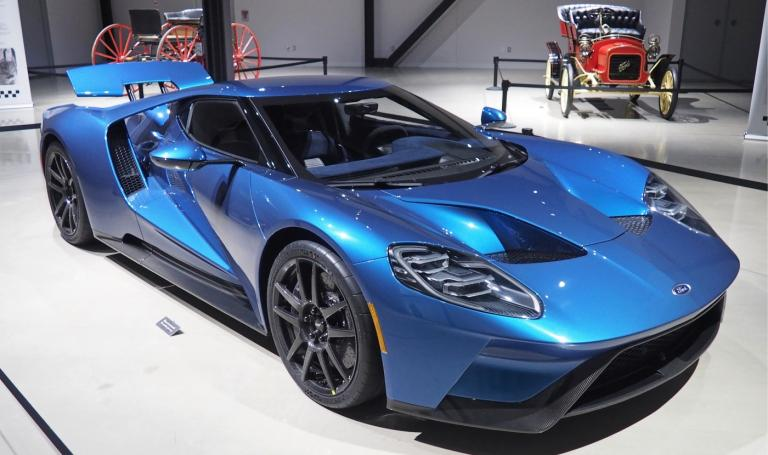 Ford recalls nearly 200 GT supercars over hydraulic fluid leak
