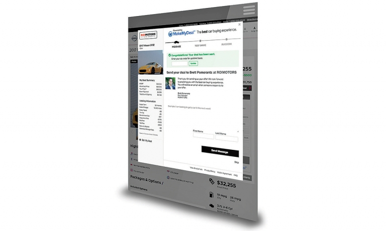 Digital retailers bring monthly payment offers to the web