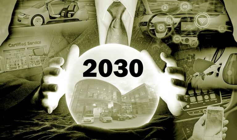 Forecasting the future of auto retailing