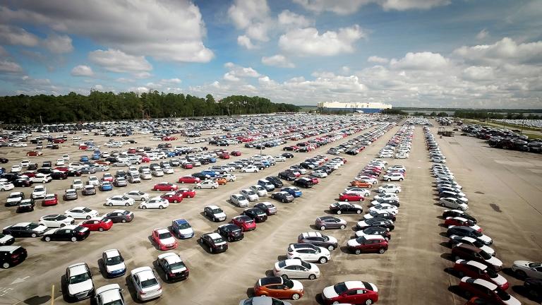 Auto logistics operators brace for Hurricane Irma