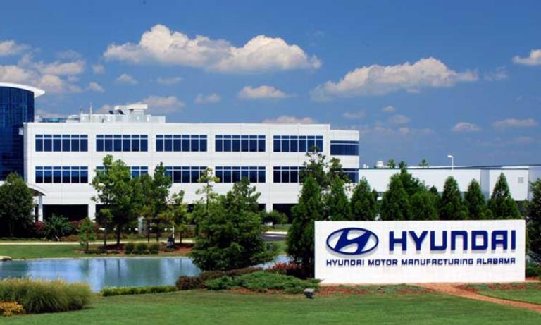 Hyundai, Kia shut down plants as Irma hits southeast states