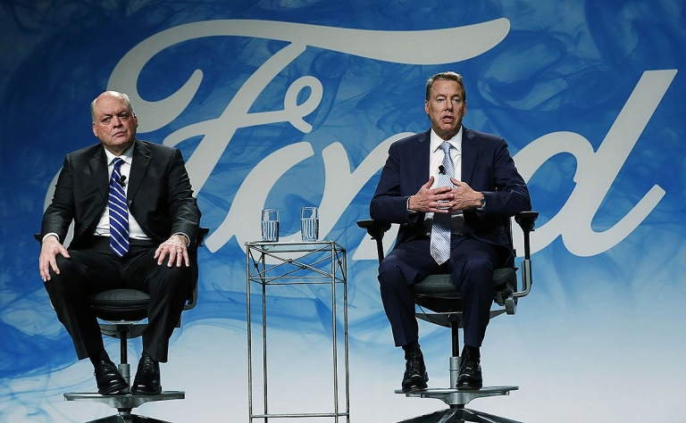 New Ford CEO Hackett conjures up memories of Mulally