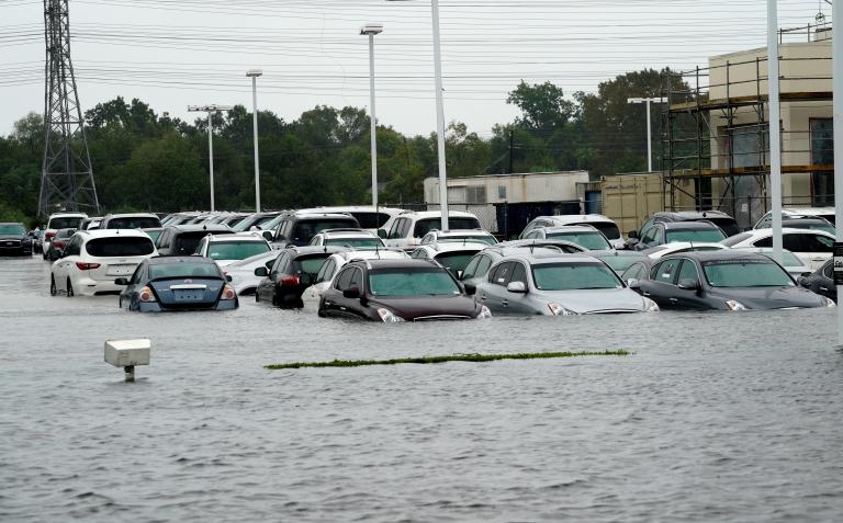 Houston dealers assess damage