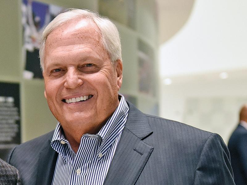 Legends Of Retail Rick Hendrick
