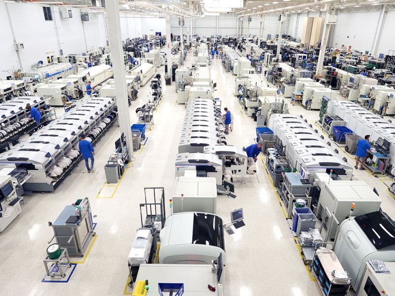 Gentex hires robots as production moves stateside
